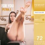FemJoy presents photos Petra J. in For you