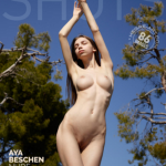 Hegre-Art presents photos Aya Beshen – Nude Sunbathing