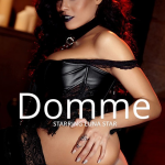 HollyRandall presents Luna Star in Domme