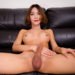 Ladyboy-Ladyboy Oh my, Mikky is a stunningly beautiful tgirl with big boobs