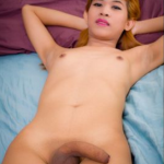Ladyboy-Ladyboy Sexy Eve is a hot slender tgirl