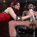 FemdomEmpire – Amber Ivy – Bondage Chair Milking