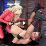 FemdomEmpire – Brittany Andrews – Dominating His Fuckhole