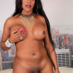 Black-Tgirls – Delicious Starr is a sexy tall transgirl with a delicious curvy body