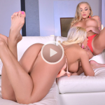 DDFNetwork HotLegsAndFeet – Christina Shine and Kayla Green – Sapphic Inauguration New Face Loves Sexy Legs And Feet