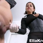 EllaKroos – Ella Kroos – Eat Your Own Cum, Slave!