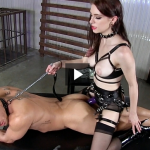 FemdomEmpire – Anna Deville – Stretching his boyhole