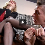 FemdomEmpire –  Nina Hartley – My Male Secretary