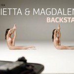 Hegre-Art – Julietta and Magdalena – Backstage