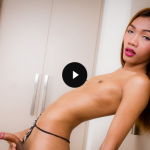 Ladyboy Beautiful Slim Benzy