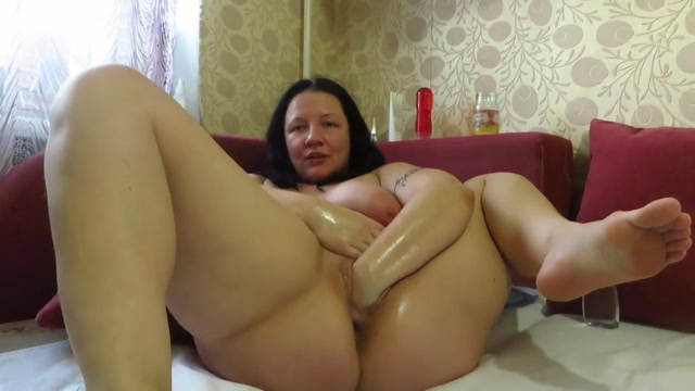 deep old pussy