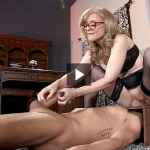 FemdomEmpire – Nina Hartley – Plaything Cock Jerk