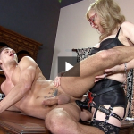 FemdomEmpire – Nina Hartley – Strapon Correction