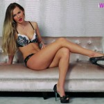 IWorshipAmanda – Goddess Amanda – Devotion to My Bare Legs