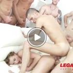 LegalPorno – Victoria Daniels anal gangbang SZ1237