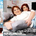 Mature.nl – Dasha (60), Jemma K. (29) – Lesbian-Alex402 – Lesbian Young and Old Ladies