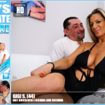 Mature.nl – Gigi S. (44) – Hot housewife fucking and sucking