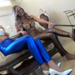 MiamiMeanGirls – Princess Chanel, Princess Ashley – Ashleys First Foot Slave