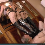 MistressTangent – Jasmine Mendez, Mistress Tangent – Black Boot Trample