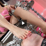 FemdomEmpire – Tina Kay – Arrogant Princess Foot Worship