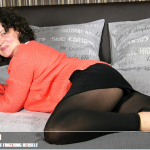 Mature.nl – Tanja K. (44) – Mat-Mod519 – Belgian Housewife Fingering Herself