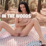 FemJoy – Sapphira – Naked In The Woods