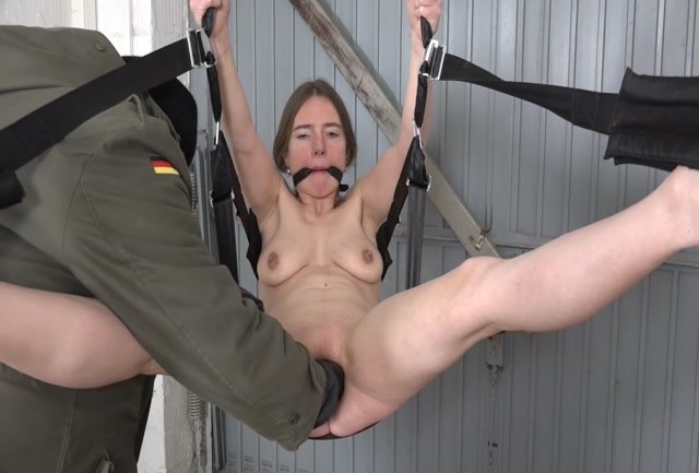 Erotic fisting bondage real