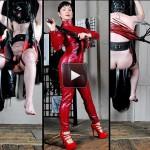 FemmeFataleFilms – Ella Kros – Sit Sling Endurance