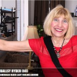 Mature.nl – Ballsy Ryder (60) – USA-Tob052 – American Older lady Fooling Around