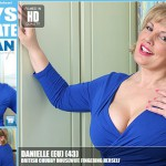 Mature.nl – Danielle (EU) (43) – Mat-EU-Tower61 – British Chubby Housewife Fingering Herself
