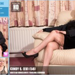 Mature.nl – Cindy S. (EU) (58) – Mat-EU-Kelt51 – British Housewife Fooling Around