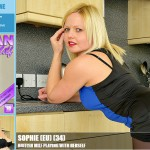 Mature.nl Sophie (EU) (34) – Mat-EU-Art002 – British Milf Playing With Herself
