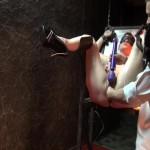 SicFlics Brutal fisting in bondage
