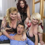 Mature.nl – Halina K. (40), Kirsi (45), Charlena (40) – Mat-ProfGroup015 – Four Fuck as One