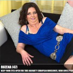 Mature.nl – Ruzena (47) – Mat-Busty144 – Keep Your Eyes Open For This Naughty European Housewife, Who Loves Playing With Herself