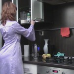 ATKHairy – Jessie Rubs One Out on the Kitchen Counter – 26.07.2016