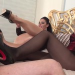 Femdom – MistressEzada – Mistress Ezada Sinn, Fetish Liza – Ruined by high heels.