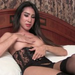 Ladyboy-ladyboy – Horny Boy Jacks Off – 27.07.2016