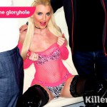Killergram – Lexi Lou – Hot Blonde in The Gloryhole – 28.07.2016