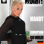Mature.nl – Mandy S. (EU) (42) – German Housewife Playing With Herself