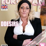 Mature.nl – Ddesire (EU) (45) – Mat-EU-TUK041 – British Older Lady Fooling Around