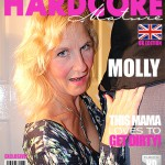 Mature.nl – Molly V. (EU) (51) – British housewife fucking and sucking