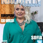 Mature.nl Sofia (54) – Chubby mature lady fooling around