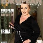Mature.nl irina (46) European housewife fingering herself