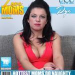 Mature.nl Rye S. (30) – Horny mom sucking cock