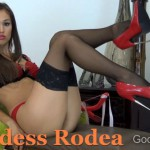 Femdom – Goddess Rodea in Cupid Gone So Wrong