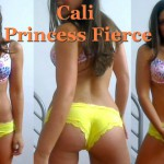 Cali Princess Fierce – 50 Strokes Total