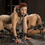 Kink – DeviceBondage – Ingrid Mouth, Daisy Ducati in Two Sluts Suffer in Grueling Bondage with Squirting Orgasms – 25.08.2016