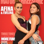 Mature.nl – Afina Kisser (34), Evelina Darling (21) – Mat-ProfHard020 – Naughty Women Having a Threesome