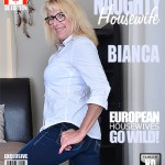 Mature.nl – Bianca V. (54) – Canadian Housewife Playing With Herself – 25.08.2016